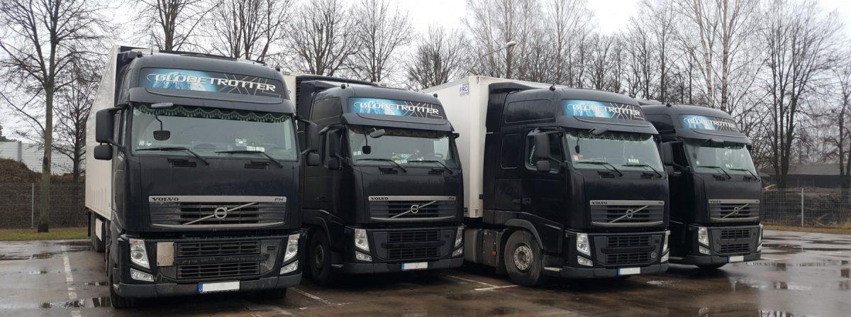krovinių pervežimas europoje